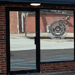 Commercial Privacy Window Film