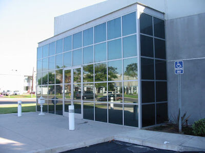 Commercial Window Tinting Services