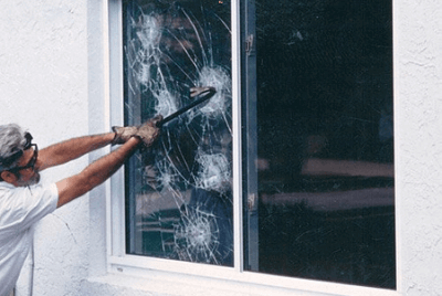 Residential Security Window Tinting