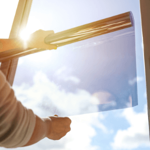 Commercial Solar Window Film