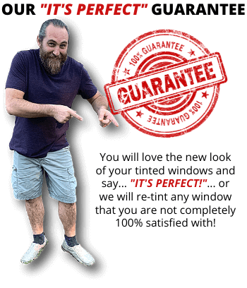 Our IT'S PERFECT Guarantee